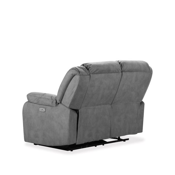 Sofa-2-Puesto-Recli-Elect-Dante-Microfibra-Gris-T.Shagreen--