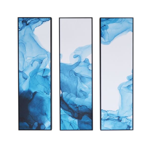 Set-3-Cuadros-Abstracto-71-21-7.5-Cm-Azul