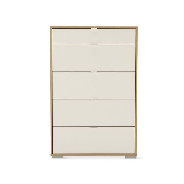 Gavetero-Alexa-Vertical-76-39-116Cm-Lam-Roble-Natural-Blanco