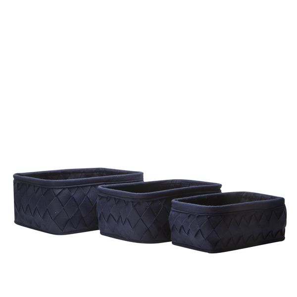 Set-3-Canastos-Noruega-41-31-17Cm-Poliester-Azul------------