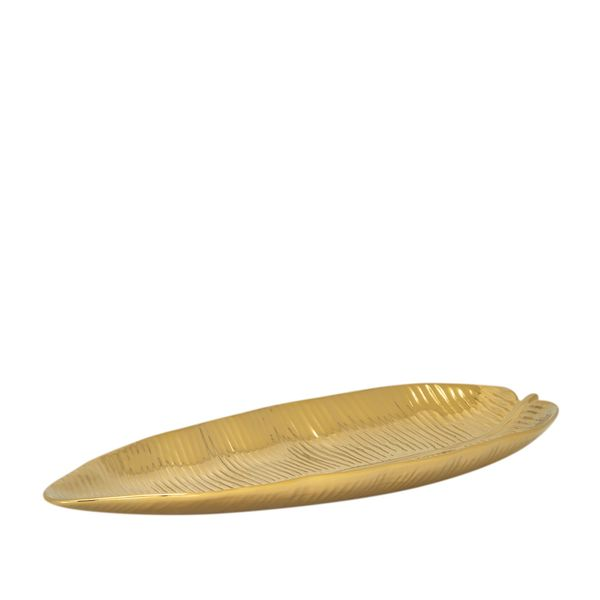 Centro-De-Mesa-C1-20-Pluma-39-16Cm-Ceramica-Dorado----------