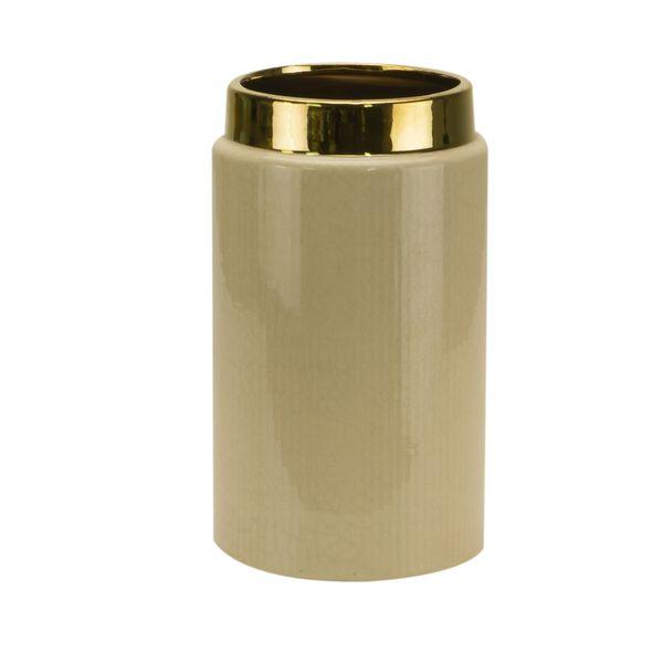 Florero-C1-20-Classique-13.5-23.5Cm-Ceramica-Beige----------