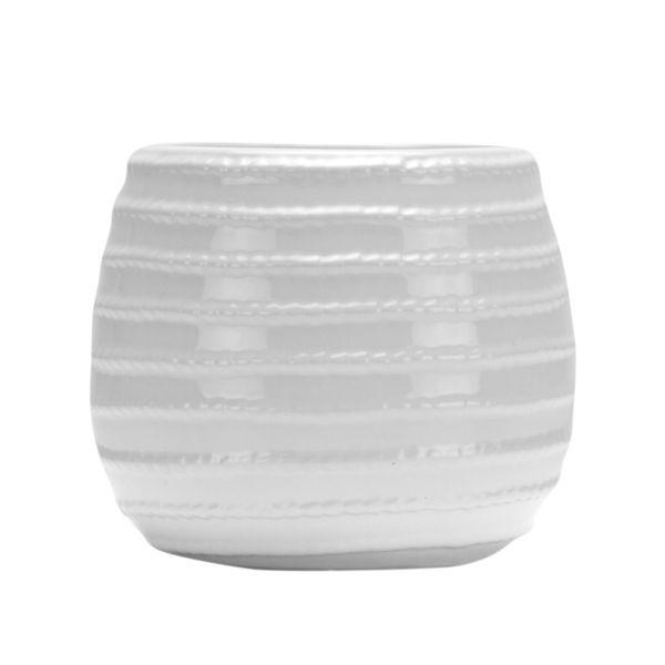 Florero-C1-20-Nordique-15.5-13Cm-Ceramica-Blanco------------