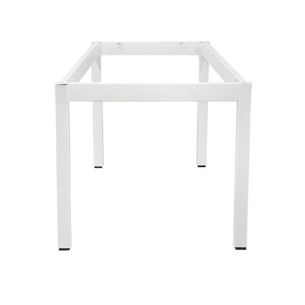 Estructura-Bench-2-Ptos-120Cm-Met-Blanco