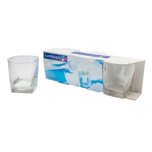 Set-3-Vasos-Corto-Sterling-300Ml-Vidrio-Transparente--------
