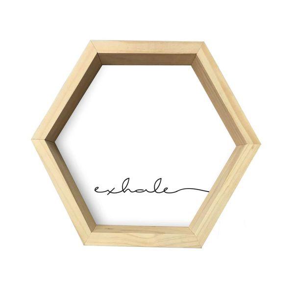 Repisa-Hexagonal-Blanco-I-31-35-8-Cm-Blanco
