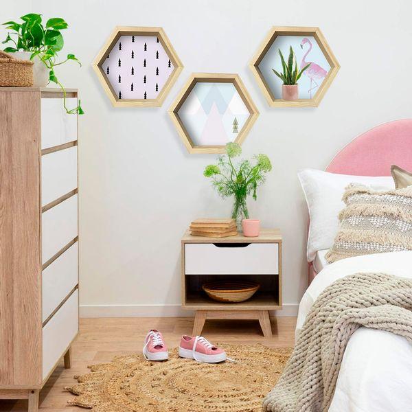 Repisa-Hexagonal-Triangulos-31-35-8-Cm-Rosado