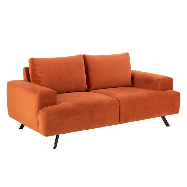 Sofa-2P-Avondale-Naranja