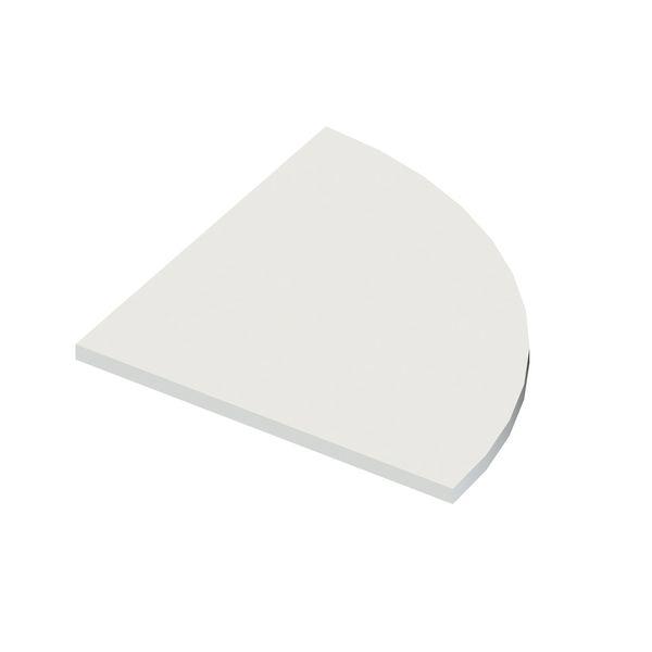 Superficie-1-4-De-Circulo-Pro-60-60-2.5Cm-Lam-Blanco-Mod----