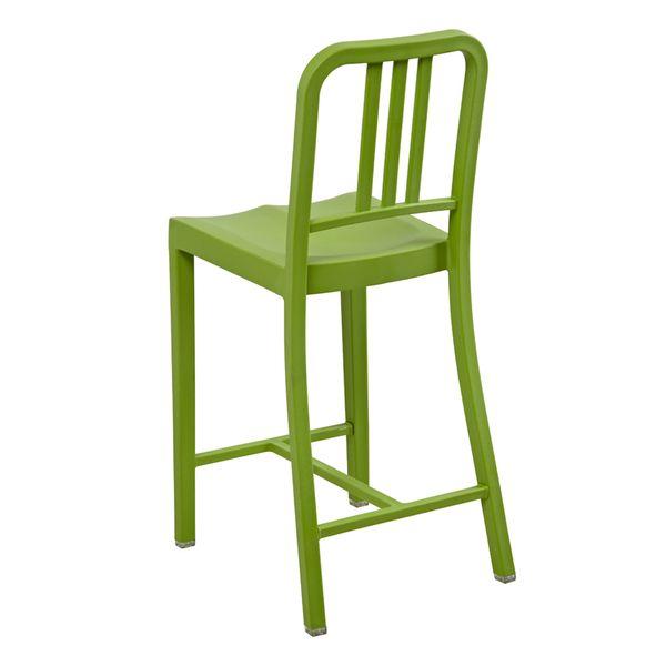 Butaco-Retro-Plastico-Verde