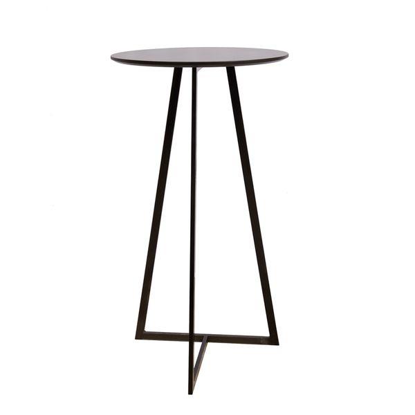 Mesa-Auxiliar-Alta-Thin-D60-110Cm-Metal-Plastico-Negra-