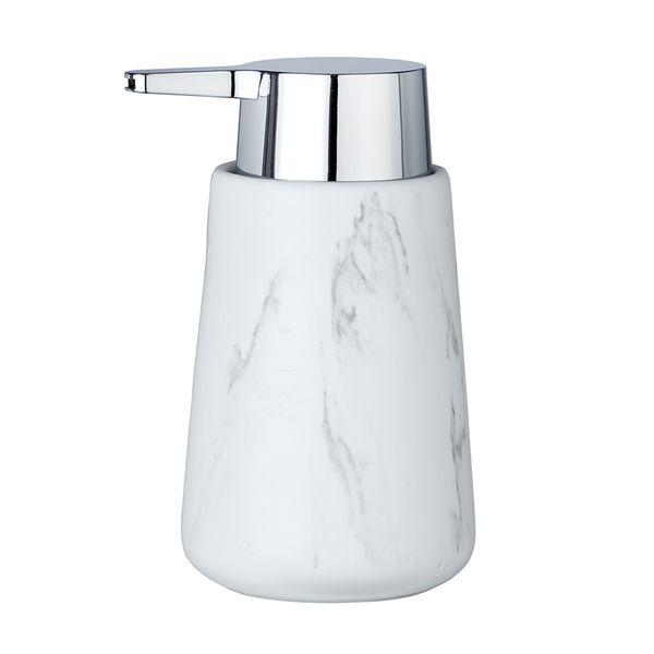 Dispensador-Jabon-Adrada-8-10-15Cm-Ceramica-Efecto-Marmol