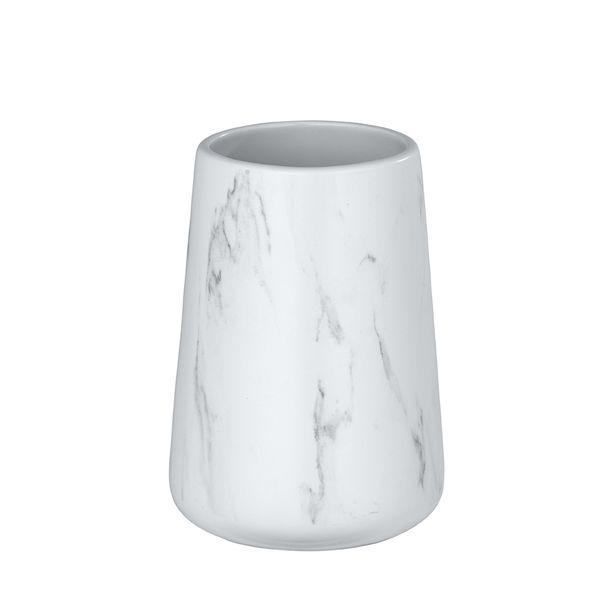 Vaso-Baño-Adrada-8-8-12Cm-Ceramica-Efecto-Marmol