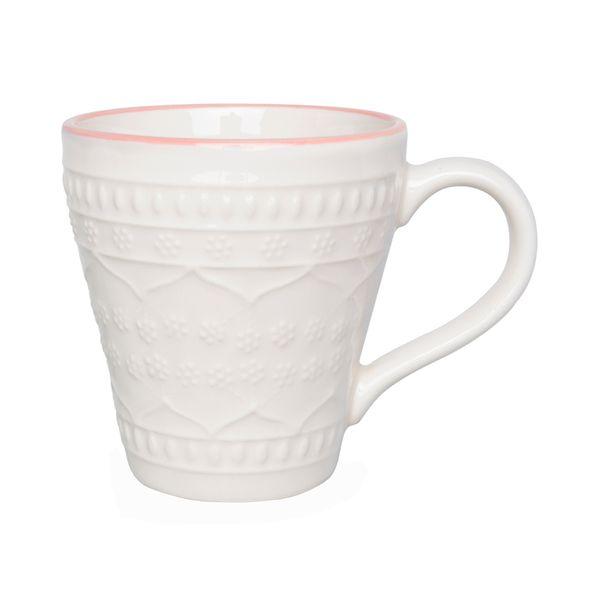 Mug-Serena-360Ml-Blanco-Rosado----