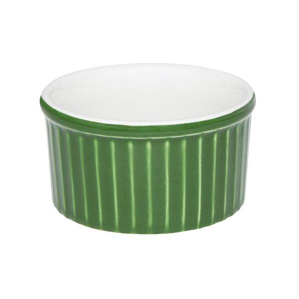 Ramequin-Decorado-5-5-10Cm-Porcelana-Verde------------------