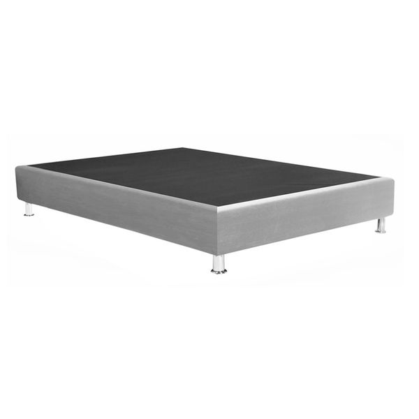 Base-Cama-Doble-Verona-140-190-19Cm-Tela-York-Gris----------