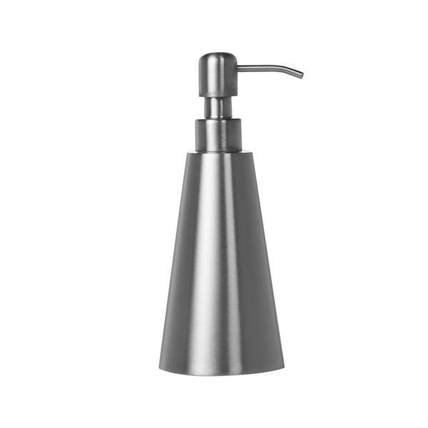 Dispensador-Jabon-Cone-39-55-49Cm-Acero-Inox-Cromo----------