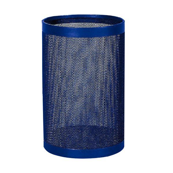 Papelera-Thick-20-20-30Cm-Met-Malla-Azul