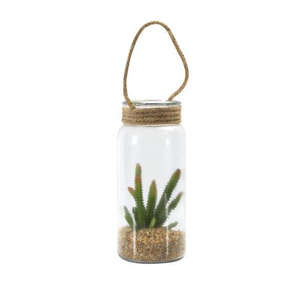 Planta-Artificial-Suculenta-11-24.5Cm-Vidrio-Plastico-------