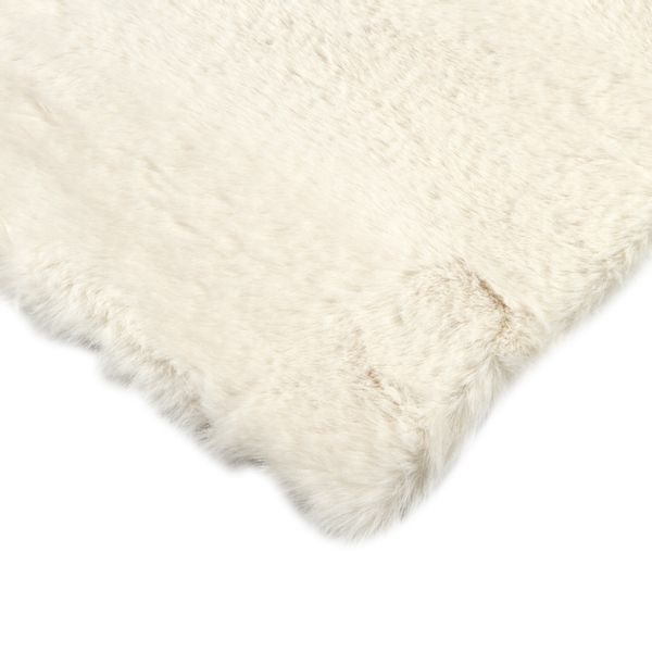 Tapete-Rectangular-Fur-60-150Cm-Poliester-Blanco------------