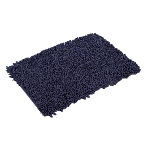 Tapete-Baño-Oasis-Ii-40-60Cm-Poliester-Azul-Navy------------