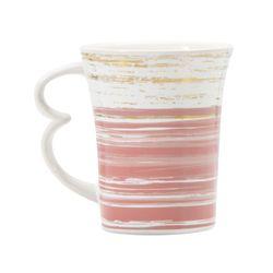 Mug-Decor-330Ml-Ceramica-Blanco-Rosado----------------------