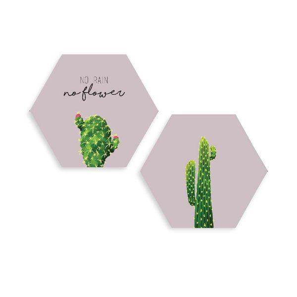 Set-2-Cuadro-Hexagonal-Cactus-31-35-1-Cm-Lila