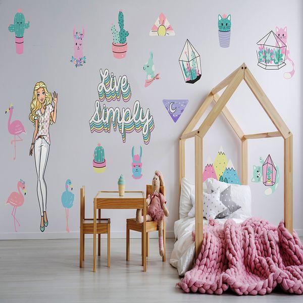 Vinilo-Decorativo-Cactus-Barbie-60-150-Cm