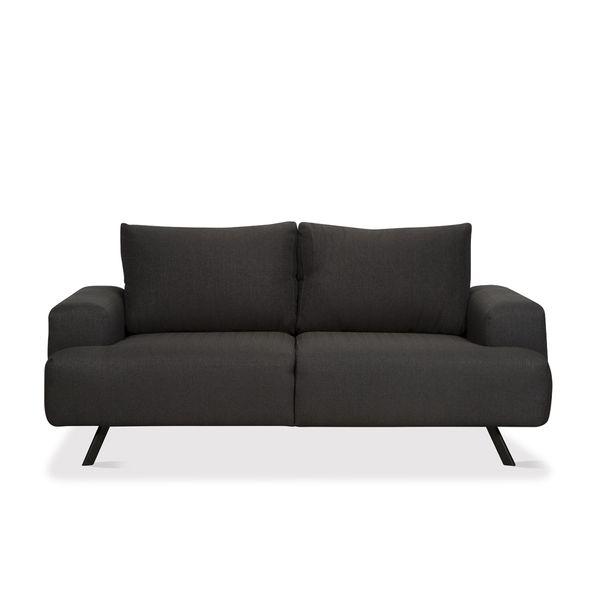 Sofa-2-Puestos-Avondale-Tela-Portland-Gris-Oscuro-----------