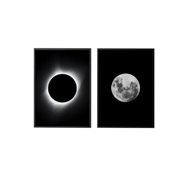 Set-2-Cuadros-Eclipse--Blanco-Negro
