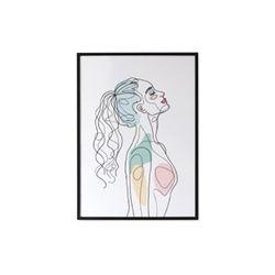 Cuadro-Mujer-II-Colores-Varios