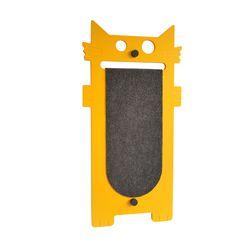 Rascador-De-Pared-Cat-Amarillo