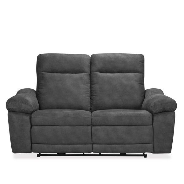 Sofa-2P-Clover-Gris