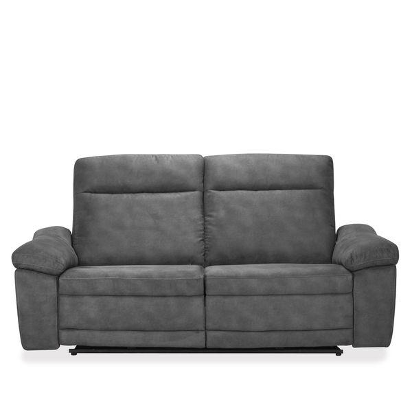 Sofa-3P-Clover-Gris