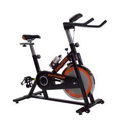 Banda-Spinning-Titanium-84-108-21Cm-Acero-Negro-------------