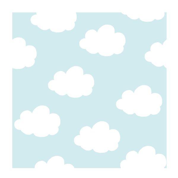 Papel-Colgadura-Nubes-II-10.05-0.53M-Varios-----------------