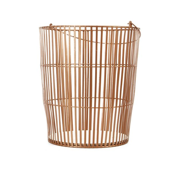 Canasta-Circular-Lines-31-30-33-Cm-Metal-Cobre--------------