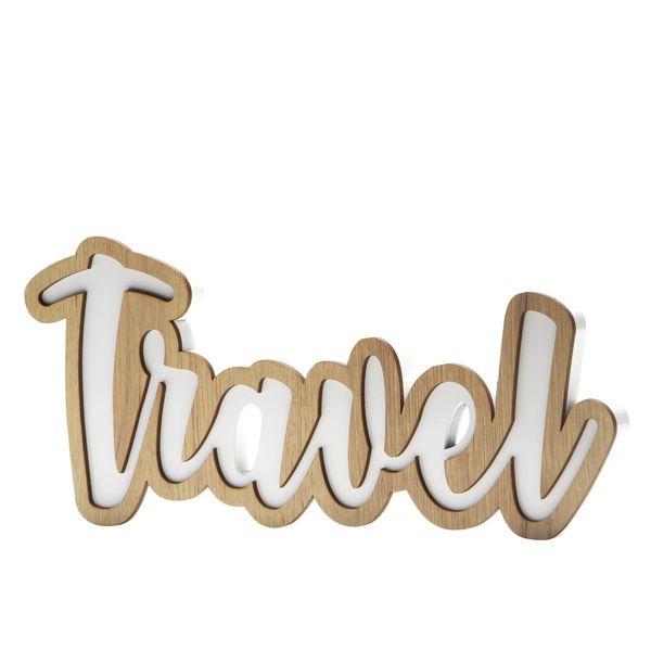 Escultura-Travel-36-15-Cm-Beige