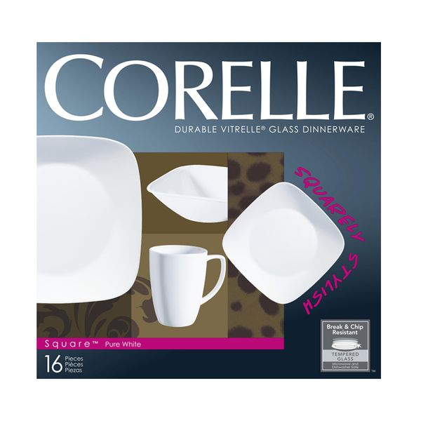 Vajilla-16-Piezas-Cuadrada-Corelle-Pure-White-Blanco