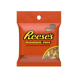 Chocolates-Reeses-Mini--87Gr