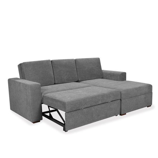 Sofa--Cama-En-L-Isola-Gris