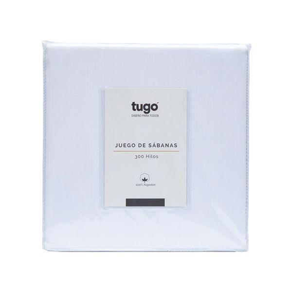 Juego-De-Sabanas-Soul-Doble-300Hl-Blanco