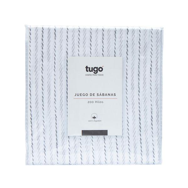 Juego-De-Sabanas-Lin-Doble-200Hl-Blanco