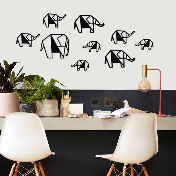 Set-9-Aplique-Pared-Elefante-Negro