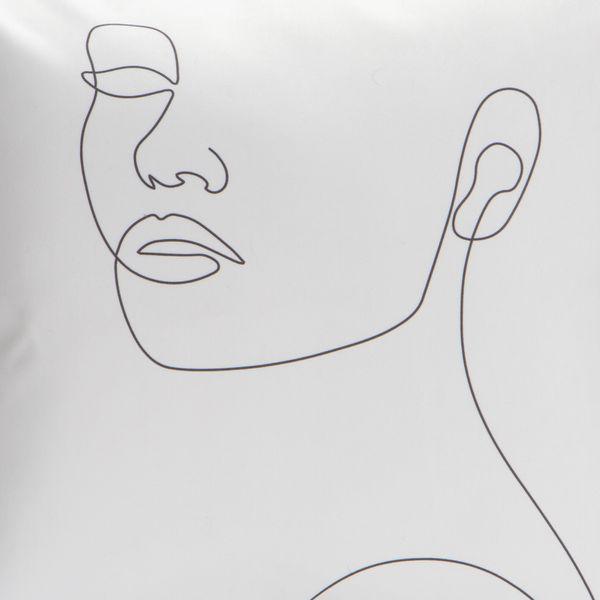 Funda-Cojin-Woman-Silhoutte-45-45-Cm