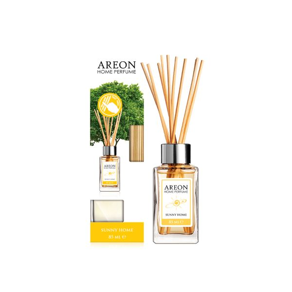 Difusor-85Ml-AREON-Home-Stick-Sunny-Home