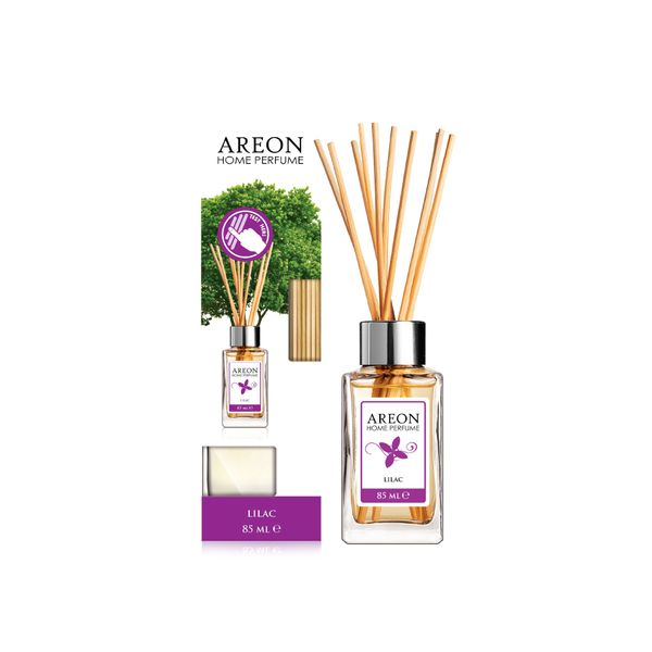 Difusor-85Ml-AREON-Home-Stick-Lilac