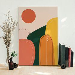 Cuadro-Decorativo-Landscape-I-60-45-2Cm-Canvas-Colores-Varios