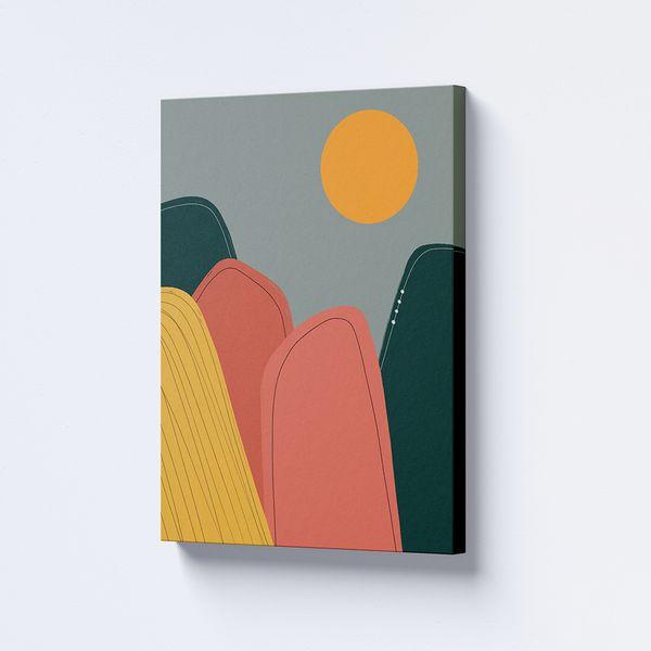 Cuadro-Decorativo-Landscape-II-60-45-2Cm-Canvas-Colores-Varios