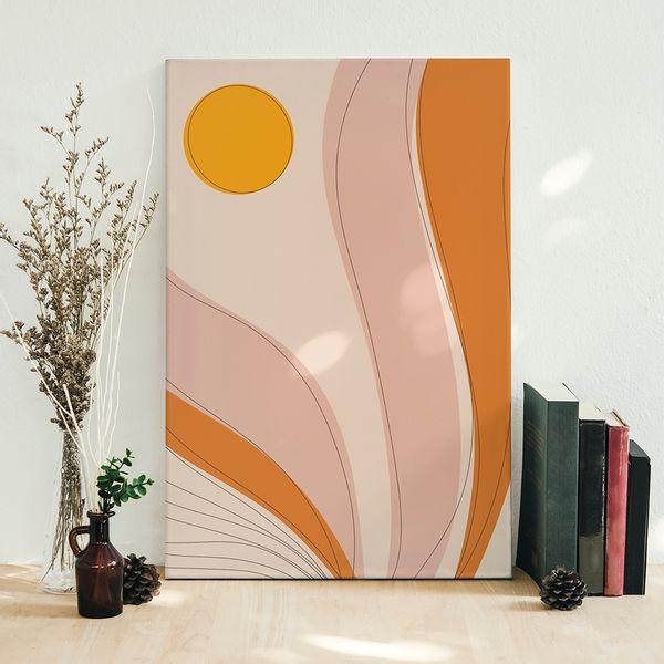 Cuadro-Decorativo-Landscape-III-60-45-2Cm-Canvas-Colores-Varios